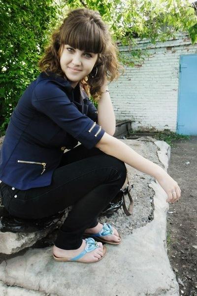 Анжела Ерошенкова, 27 апреля 1995, Бакал, id175356202