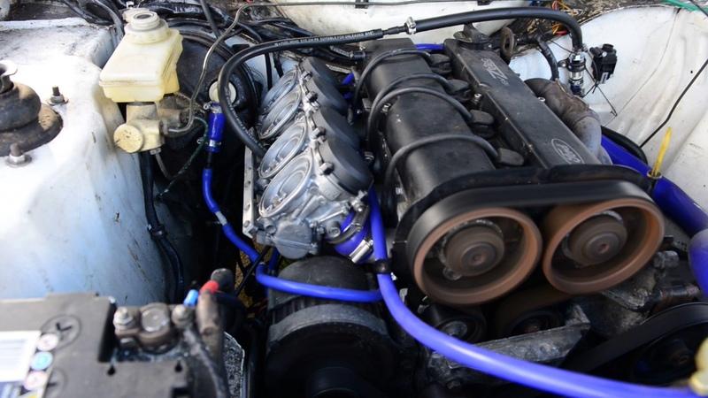 Ford Capri 2.0 16v Zetec