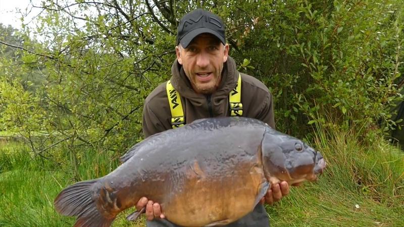 Carp fishing September 2018 blog - big carp from a new syndicate