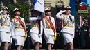 Русские красавицы военнослужащие на параде Победы Russian women soldiers on Victory Day parade vol 1