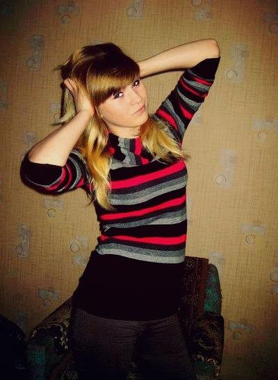 Анастасия Мельникова, 17 февраля , Орел, id185559689