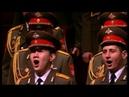 Ultimo concerto(musica italiana e napoletana), poi addio alla vita, del coro Armata Rossa.