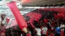 Em Dezembro de 81 Show da torcida do Flamengo eliminando o Gremio da Copa do Brasil