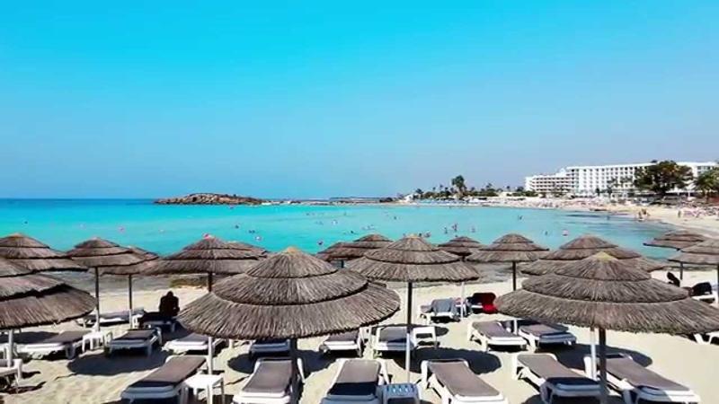 Hotell Nissi Beach i Ayia Napa Cypern