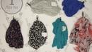 Headscarfs new Summer mix*1 сток одежда оптом