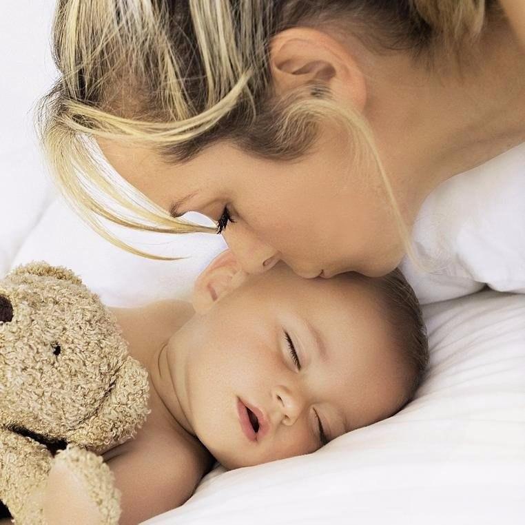 Сколько здесь счастливых мам? ¦
