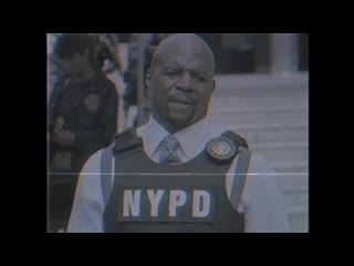 Brooklyn nine-nine season 7 with an 80s-style trailer