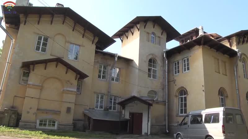Рассказ о п. Лисино-Корпус - живописном месте Тосненского района