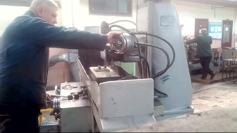 разборка шлифовка сборка штампа