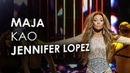 Maja Bajamić kao Jennifer Lopez - On The Floor