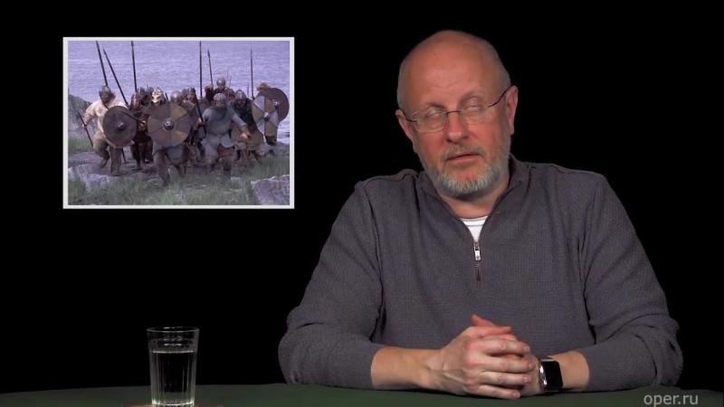 Дмитрий Юрьевич Пучков о насилии
