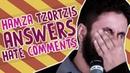 Hamza Tzortzis Answers Hate Comments