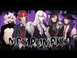 【Ask Plants】Mrs.Pumpkinの滑稽な夢