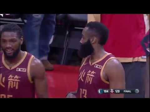 Хьюстон Рокетс Даллас Маверикс Обзор матча NBA 12 02 2019