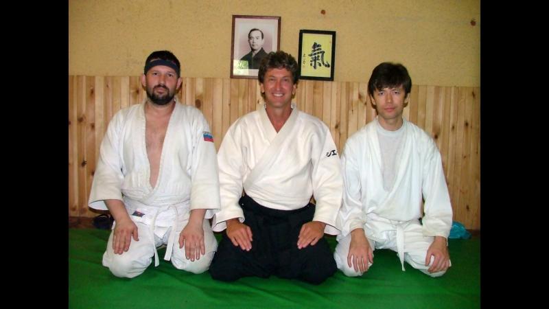 2004 год Экзамен ки-айкидо