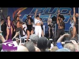 Jennifer Hudson Performs Shangela's