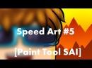 Speed Art 6 Paint Tool SAI for Mr.Lololoshka
