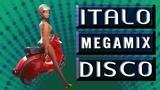Italo Disco 80s hits - Super 80's Italo Disco songs - Golden Oldies Disco Dance Music Megamix