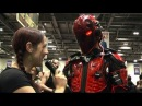 London MCM Comic Con - October 2013 Expo - ExCel - Movies Comics Manga - Anime Cosplay Interviews