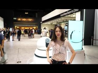 [Rozetka.ua] Милые Роботы, голые андроиды и 8к телевизор будущего - обзор от Наташи