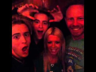 Tara Reid on Vine: Happy St.Patricks Day we chased all the Sharks out of Ireland!