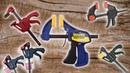 Струбцины автомат. Irwin против Topex, Toya, MTX, Intertool, T-tool
