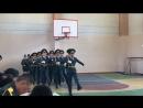 Смотр строя и песни у Кадетов 8А 58