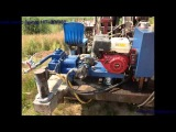 Насос Вектор НП 30/180 (привод гидравлический - собственная маслостанция).