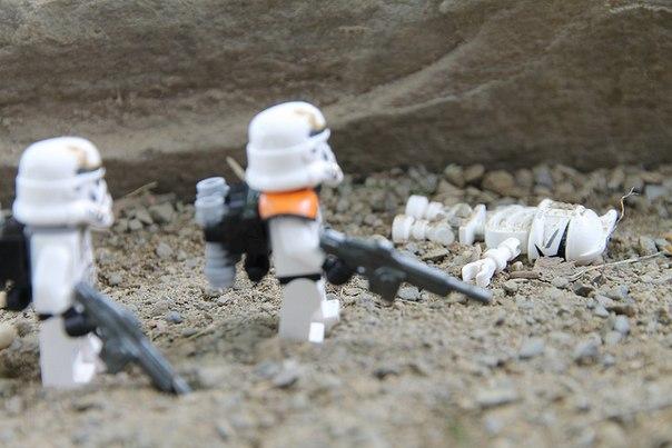 LEGO самоделки, приколы и