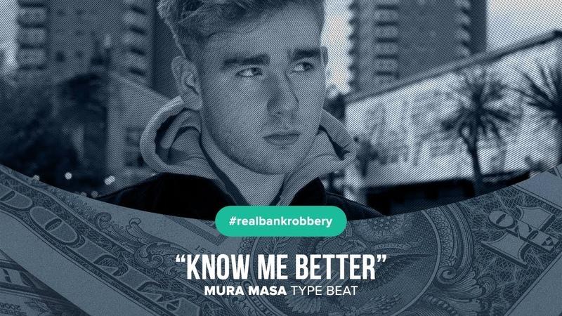 Know Me Better Mura Masa type beat