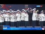 Репортаж о Сводном оркестре кадетских корпусов.