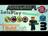 Let's Play Minecraft - BuildCraft3 и IndustrialCraft2 3 серия (Start gams_)