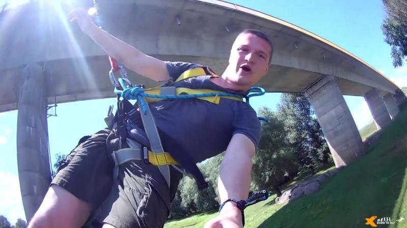 Микс прыжочков с 30-ти и 100 метрового моста