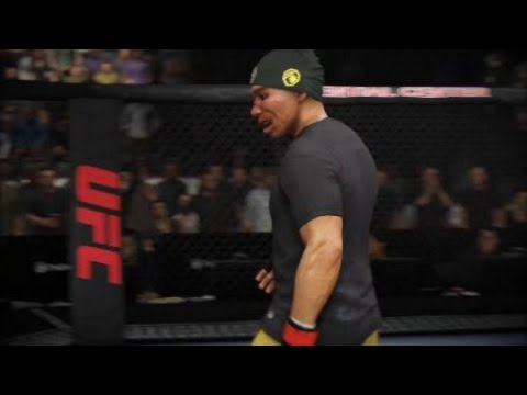 JOHN DODSON vs. JUSTIN SCOGGINS EA SPORTS UFC 3 CPU vs. CPU GAME PS4
