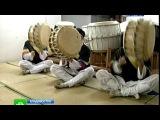 Корейские барабаны. Должны играть как один!