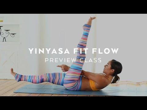 Free Core Focused Vinyasa Flow with Briohny Smyth
