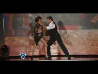 Magui Bravi - Bailando 2012 - Tango