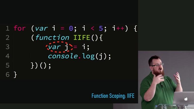Deep Foundations of Advanced JavaScript — Kyle Simpson — Frontend Masters