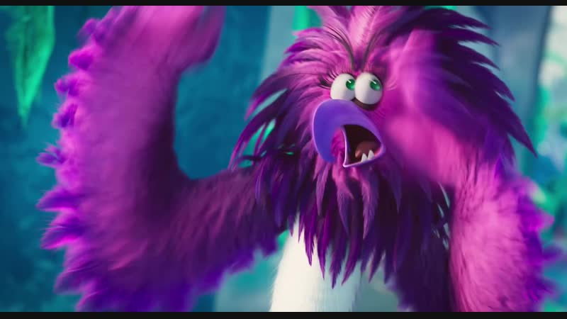 ENG | Трейлер «Angry Birds в кино 2» «The Angry Birds Movie 2», 2019