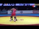 72 KG Bronze Burmaa Ochirbat MGL vs Svetlana Saenko MDA