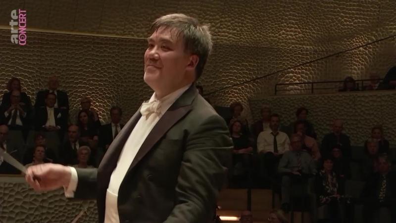 Alan Gilbert dirige la Symphonie n° 3 de Mahler - ARTE Concert