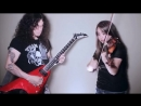 Guitar VS Violin 3- Vivaldi Heavy Metal Summer Presto.mp4