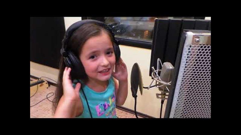 Дочка на День Рождения папе спела песню Максим просто супер