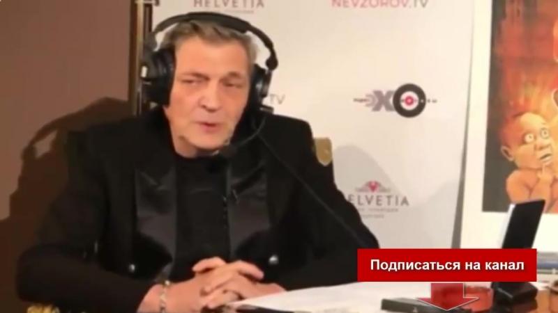 Невзоров_ У Русской Православной Церкви томоса нет