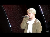 FANCAM 170114 BTS - Without a Heart (8Eight cover) @ Golden Disk Awards