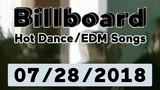 Billboard Hot DanceElectronicEDM Songs TOP 50 (July 28, 2018)