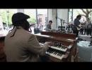 Delvon Lamarr Organ Trio - Warm-up Set Live on KEXP