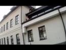 Попытка самоубийства в Минске при помощи прыжка с одноэтажного здания
