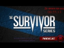 Survivor Series 2017 PWnews