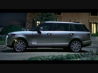 Range Rover SVAutobiography - Fireflies